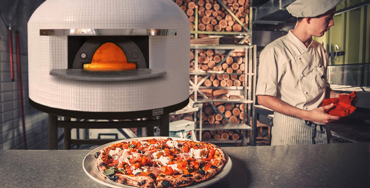 Peč za pizzo Napoli